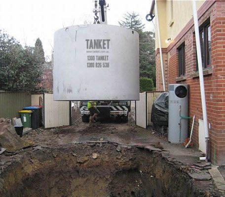 Tanket | Concrete Water Tanks Melbourne